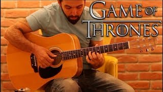 Game of thrones Theme Akustik Gitar Cover Acoustic Guitar Cover