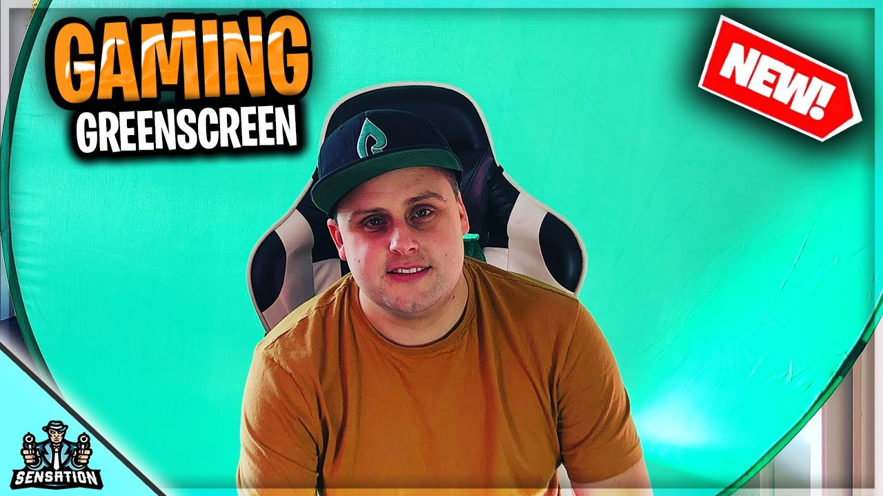 SensationLIVE - BEST GAMING GREEN SCREEN FOR CHRISTMAS
