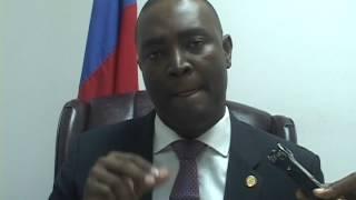 Pas de séance d'interpellation du ministre de la planification, Laurent Lamothe, ce mercredi