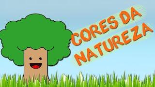 Crianças Inteligentes - Cores da Natureza