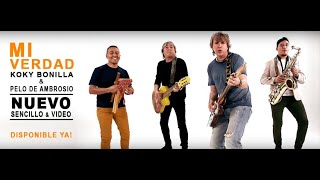 AFRODISIACO  - MI VERDAD feat. Pelo D´Ambrosio
