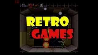 Intro - Retro Games