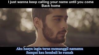 Zayn Malik & Taylor Swift - I Don't Wanna Live Forever (Lyric dan Terjemahan Indonesia Video)