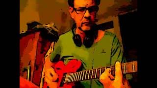 The Cure - A Forest (guitar cover) - by Brutus .. MY OWN SPECIAL VERSION