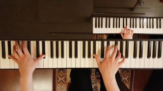 Max Richter-The Departure-Piano Cover by Roxana Belibou
