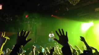 "Kirk Knight ""Extortion"" Live 11/11/14 Irving Plaza, NY"