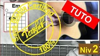 Je te promets - Johnny Hallyday [Tuto guitare] by Terafab