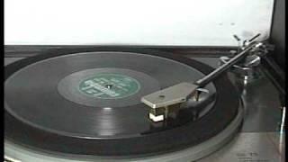 "Johnny Duncan & The Blue Grass Boys - ""Last Train To San Fernando"" - original 78"