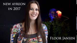 Nightwish Floor Jansen guest on the new Ayreon album in 2017