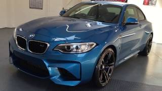 BMW M2 New Car Paint Protection Detail + Opti-Coat Pro Ceramic Coatings