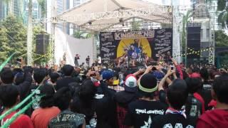 Molotov Cocktail - Equality dan Benalu (LIve Kingkong #2 Jakarta Punk)