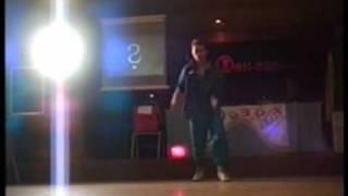 DeeJay Fonbox v akcii na Svaboch  v Presove, 90-te roky - Benny B: Qu'est-ce qu'on fait maintenant ?
