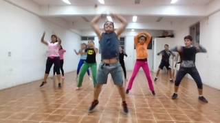 coreo Bailar Deorro feat Elvis Crespo