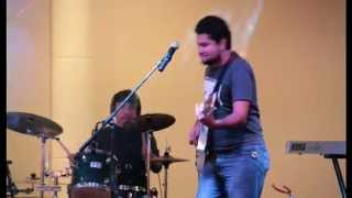 Gabriel Lemus - blues jam