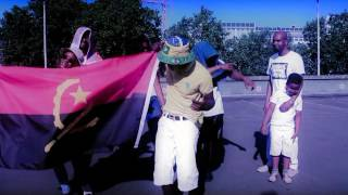 Afro-House em Germany ( Yallah Habibi Cadelson Ableck  Official Video