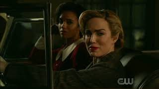 DCs Legends of Tomorrow 3x06 Girls fight scene