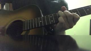 System Of A Down - Streamline acoustic guitar cover