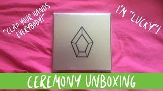 Pentagon Ceremony Album Unboxing | Jay Charice
