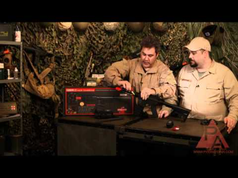 Video: Bushmaster Carbon 15 AEG Review - RFR Episode 28 | Pyramyd Air