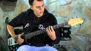 One World - Dire Straits (Bass Cover - Pedro Anchieta)