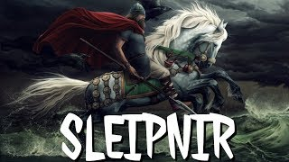 MF #30: Sleipnir, The Best Horse Among Gods and Men [Norse Mythology]
