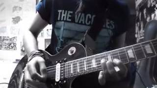 Handsome - The Vaccines (Guitar Cover)
