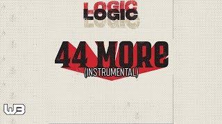 Logic - 44 More (Instrumental) (Full Beat)