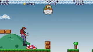 In Super Mario World - Andrawos Bassous