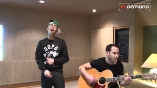 Dappy - Rockstar - Live Session