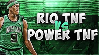 Rio TNF vs Power TNF (MUST WATCH)!! The Game of the Year!! NBA 2K16