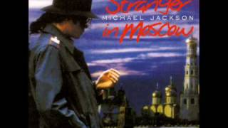 Michael Jackson - Stranger In Moscow[Chipmunks version]