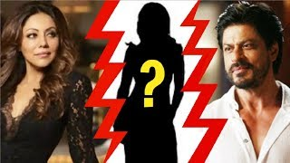 Shahrukh Khan And Gauri Khan To Get DIVORCED Because Of This Actress?