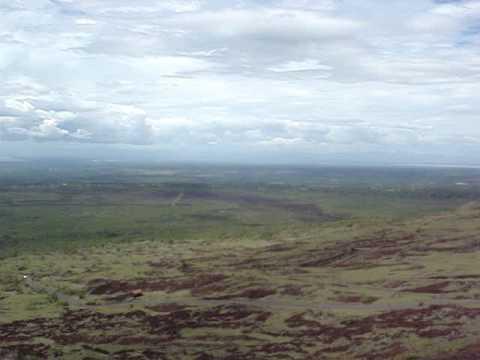 Nicaragua — View from Masaya Volcano