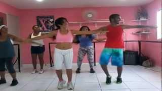 Dançando - Ivete Sangalo (Coreografia de Heberth)