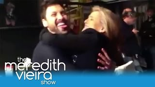Three Minutes Before a LIVE Show With Maks! - Web Extra | The Meredith Vieira Show