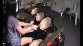 Safri Duo Drum Cover (Taryn Kornau)