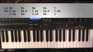 Piano Lesson | Wale | The Matrimony
