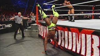 Kofi Kingston's miraculous Royal Rumble Match saves width=