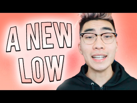 RiceGum has hit a new low