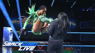 Naomi, Charlotte Flair & Becky Lynch vs. Natalya, Carmella & Tamina: SmackDown LIVE, June 6, 2017