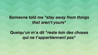 Pacify Her - Melanie Martinez Lyrics English/Français