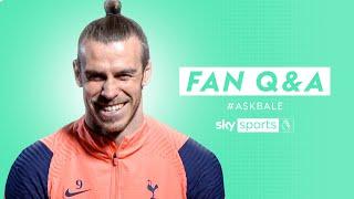 Why does Gareth Bale believe in Aliens? 👽   Fan Q&A with Gareth Bale #AskBale