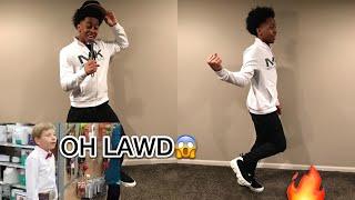 Walmart Yodeling Boy Remix Dance Video @eli_unique_