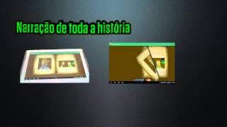 Contos de Fadas - João e Maria | Aplicativo Android | Aplicativo Infantil