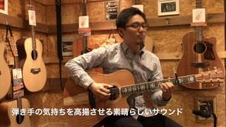 Cole Clark CCFL3EC RDRW Redwood Top with Indian Rosewood Back and Sides【イシバシ楽器】