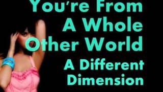 Katy Perry feat. Kanye West - E.T. (Lyrics Video)