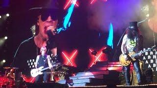 Guns N' Roses - Estranged 2017-01-25 Yokohama, Japan