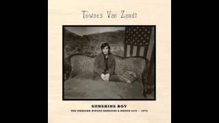 Townes Van Zandt - Highway Kind (Sunshine Sessions)