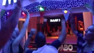 Basement Jaxx - Jump N Shout  (Erik Hagleton Remix) @ Cafe Mambo Ibiza