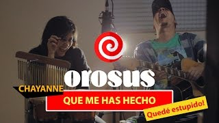 Chayanne ft Wisin - Que me has hecho (Cover By Orosus)